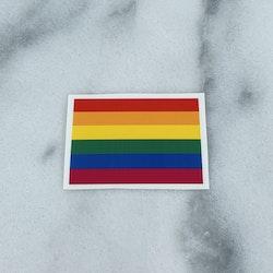 Klistermärke Pride