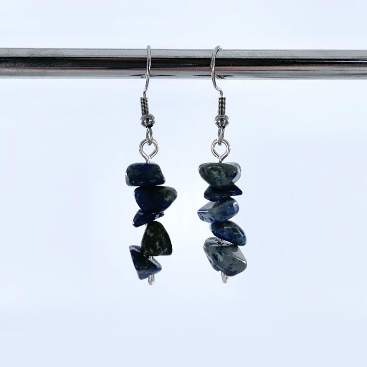 Lapis Lazuli Örhängen