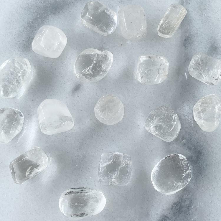 Bergkristall Trumlad