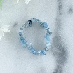Armband Akvamarin