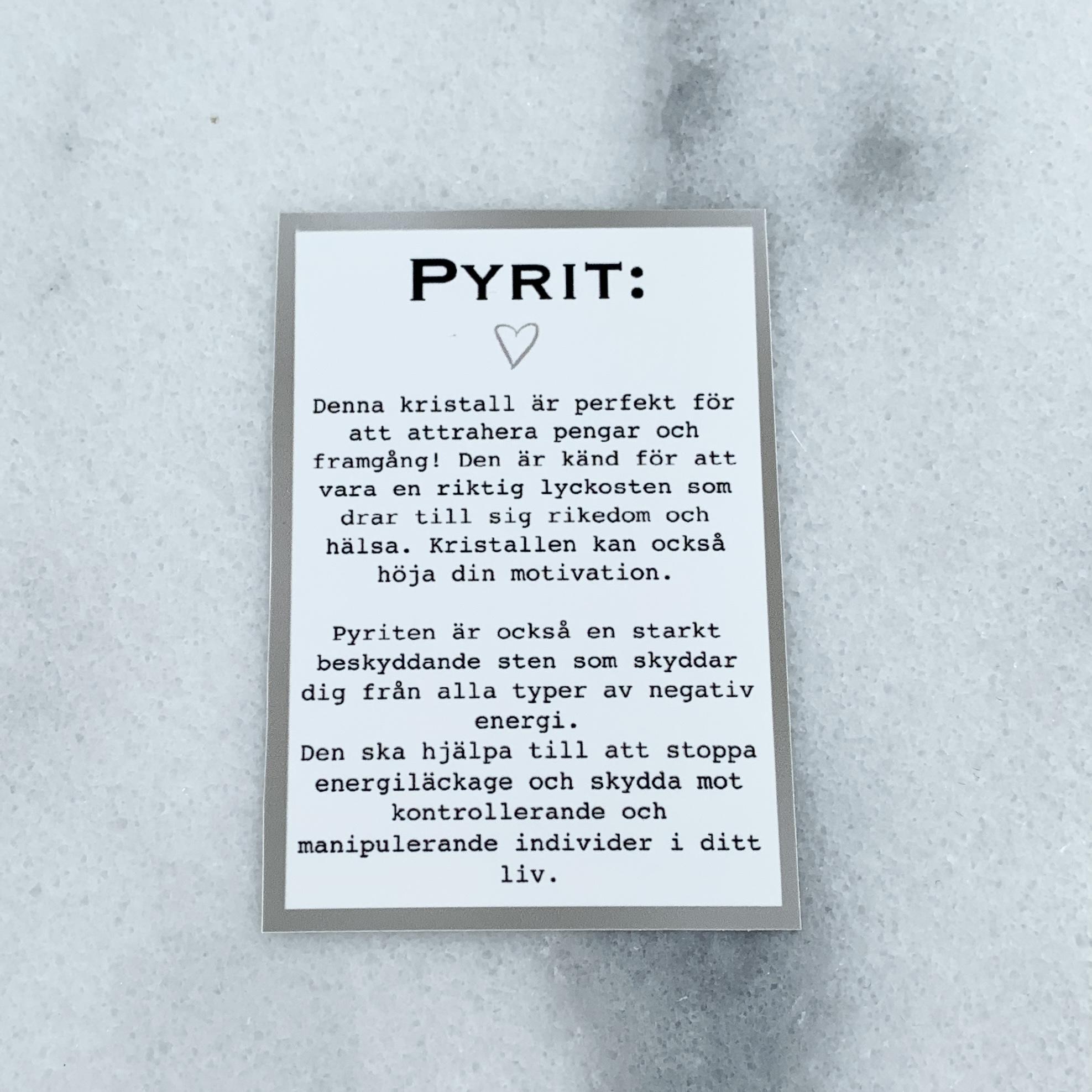 Kristall-kit Pengar/Framgång