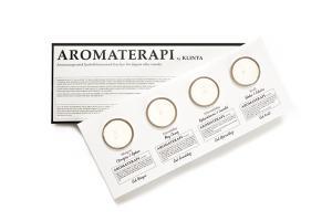 Aromaterapi Dagskollektionen,  ljus, naturlig doft