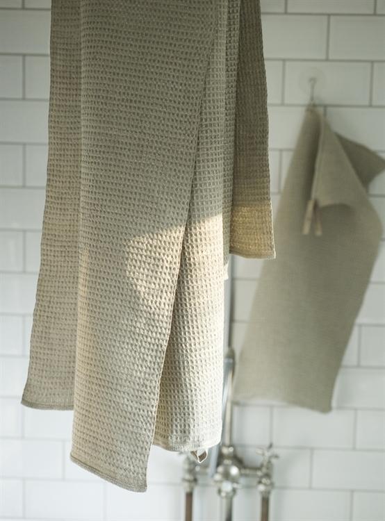 Hår och Handduk från Växbo Lin, wellness present