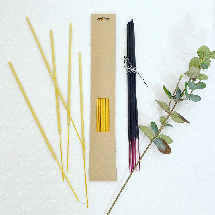 Rökelse Pinne pack 10, naturlig, inspirerad av naturen