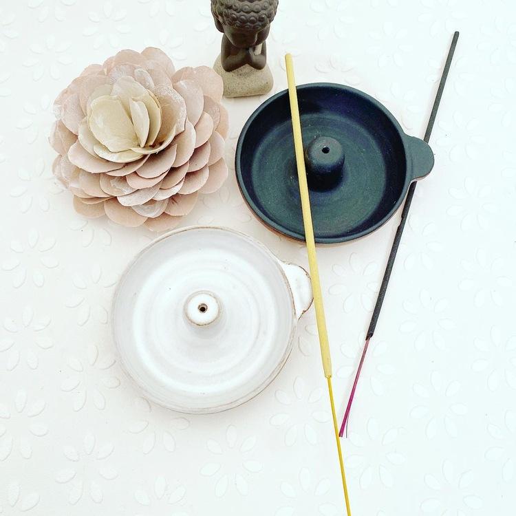Keramik Rökelse Hållare, lyx, perfekt rökelsehållare