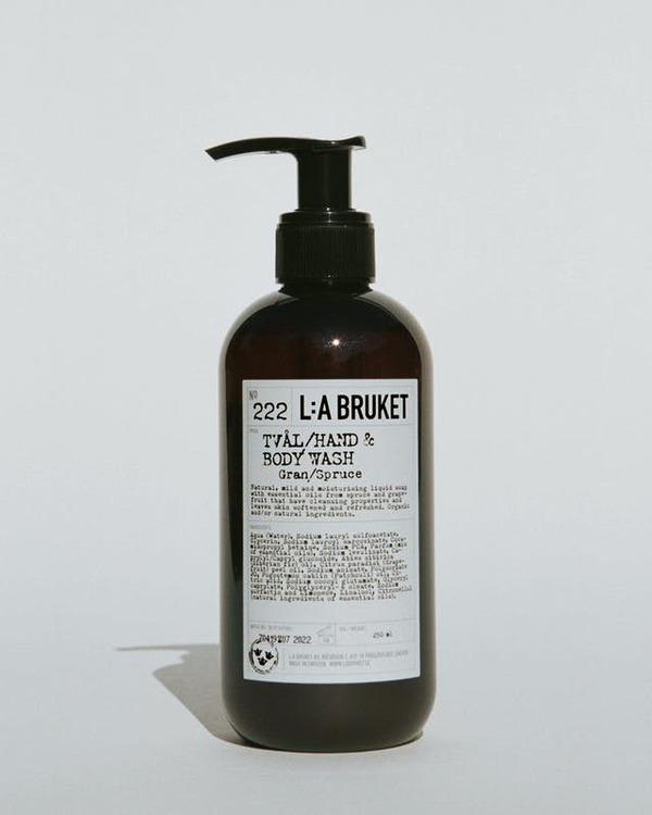 L:A Bruket Hand & Body Wash, eteriska oljor, mild och återfuktande