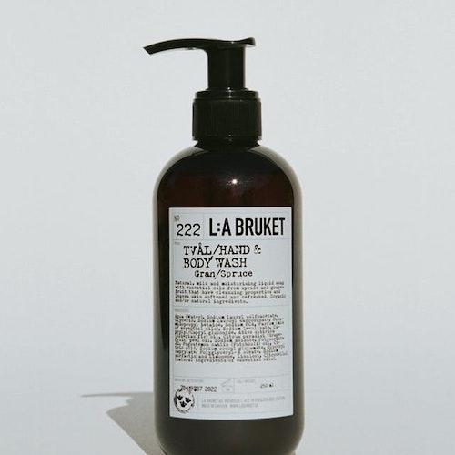 L:A Bruket Hand & Body Wash