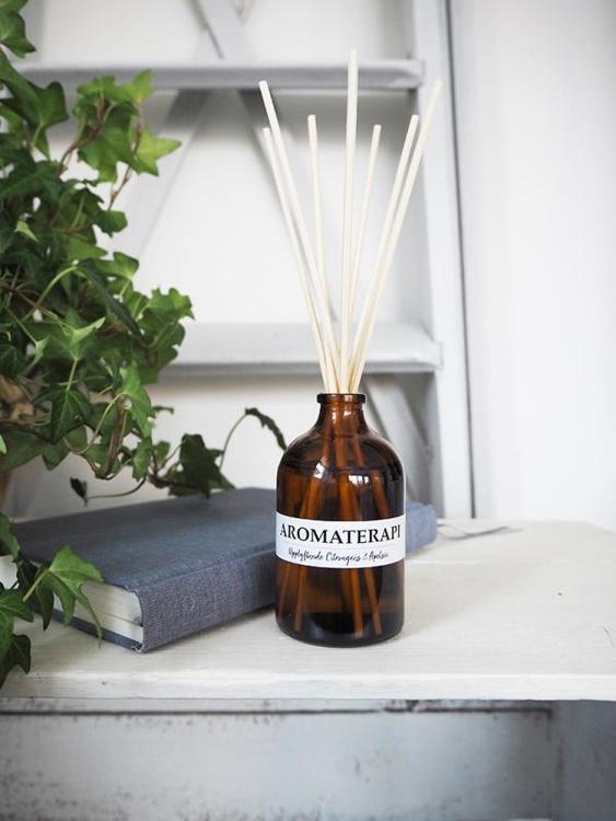 Aromaterapi Doftpinnar från Klinta, doftande rökelsepinnar, anti stress