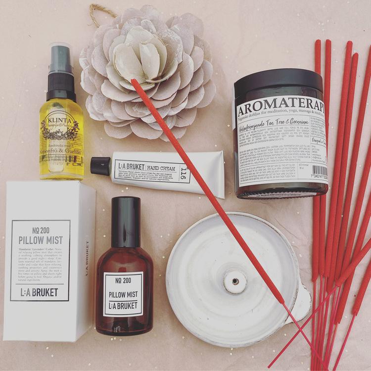 Chill Spa o Body Box, naturliga hudvårdsprodukter, anti-stress