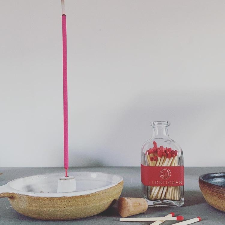 Ros Rökelse Presentlåda, wellness present, skandinavisk