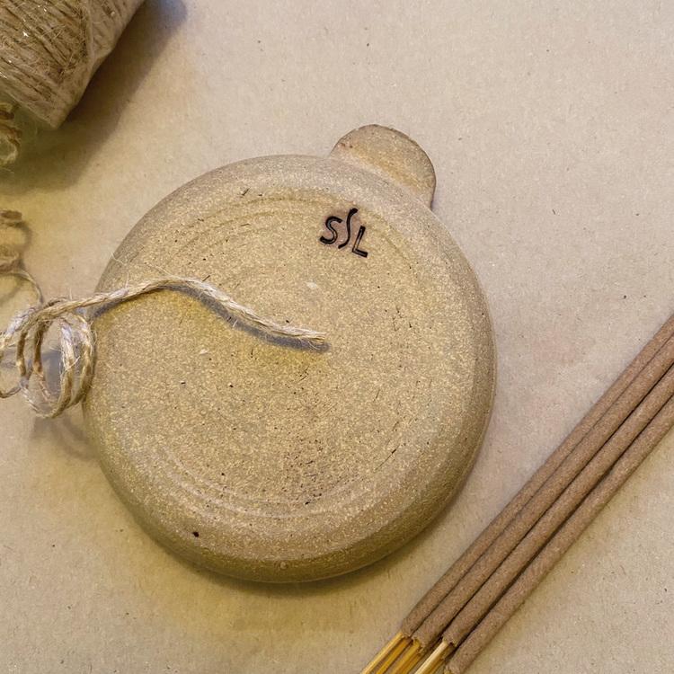Keramik Värmeljus och Lös Rökelse Hållare, spa, wellness present