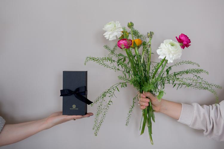 3-Pack Eldstickan Tändstickor i Presentförpackning, lyx present