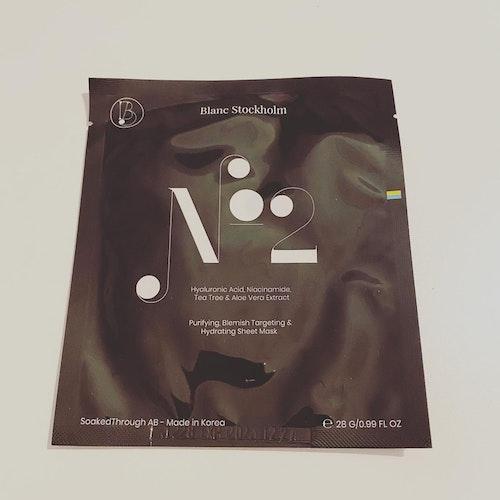 Sheet Mask No. 2 Anti Inflammation