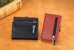 Card holder XL Dark brown