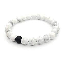 Couple bracelet White