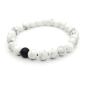 Couple bracelet White