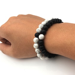 Couple bracelet Black