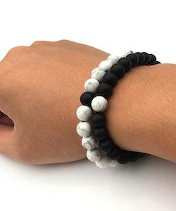 Couple bracelet Black