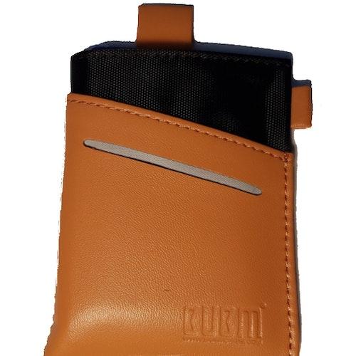 Smart wallet Brown