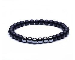 Black small stone