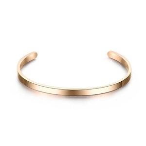 Rose steel bracelet