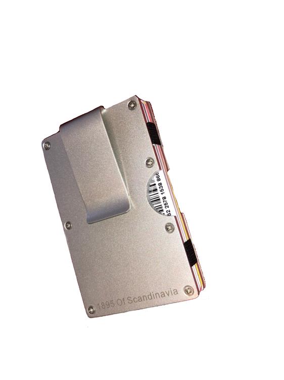 Slim wallet Silver