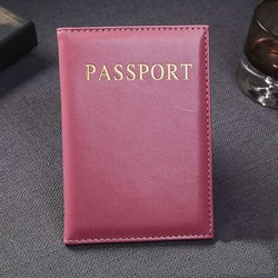 Passport cover Milano