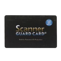 RFID blocking card (skyddar dina kort mot scanning)
