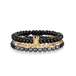 3 bracelet crown
