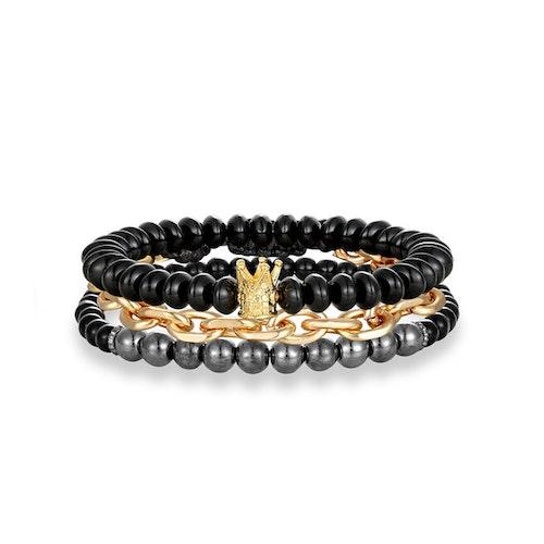 3 Armband crown