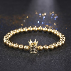 Luxury Crown Gold