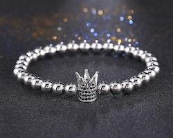 Luxury Crown Silver
