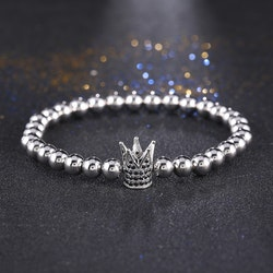 Luxury Crown Silver