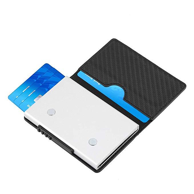 Card holder Carbon