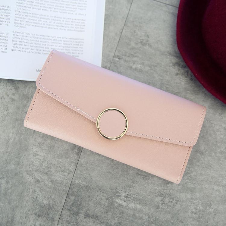 Big wallet pink