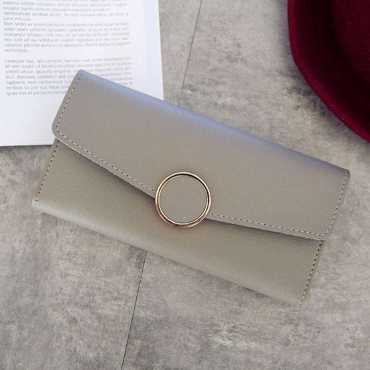Big wallet grey