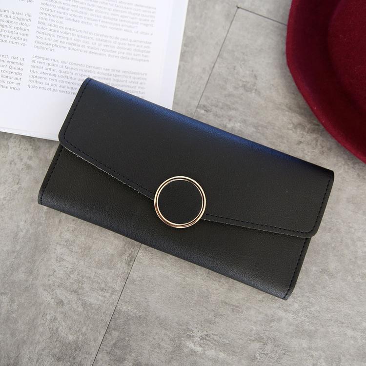 Big wallet black