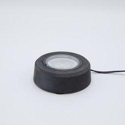 Light in Art Ljusplatta LED i Trä Rund 9 cm
