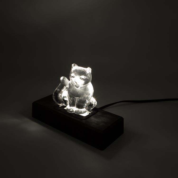 Light in Art Ljusplatta LED i Trä Rektangulär 18 cm
