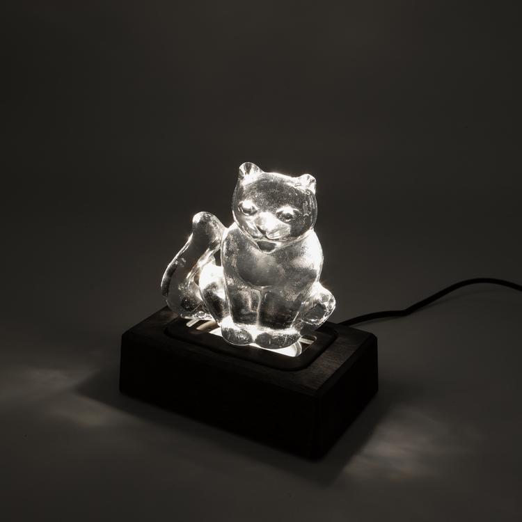 Light in Art Ljusplatta LED i Trä Rektangulär 11 cm