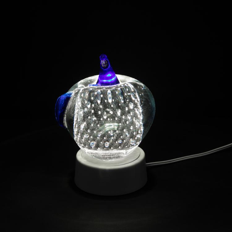 Light in Art Ljusplatta LED i Plast Rund 7,5 cm