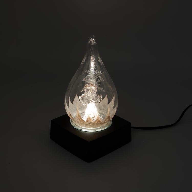 Light in Art Ljusplatta LED i Plast kvadrat 9 cm