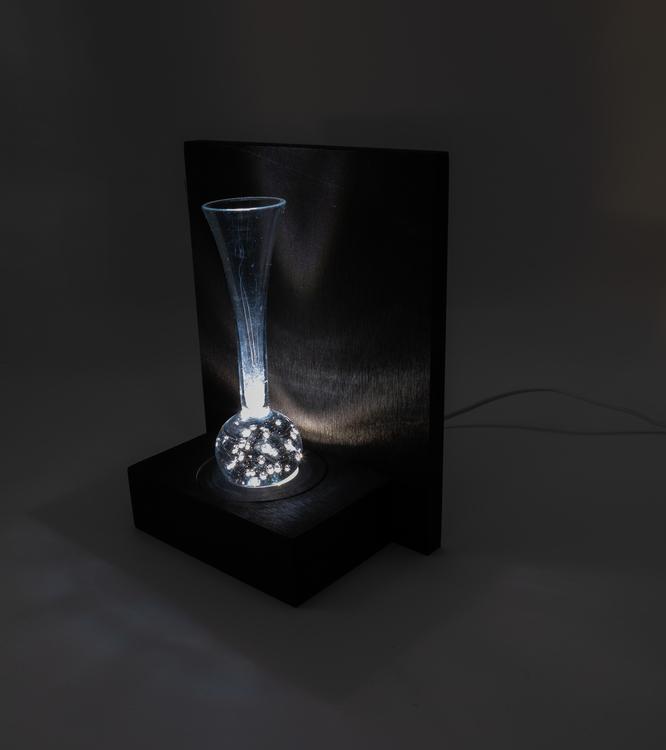 Light in Art Wallight LED i Trä