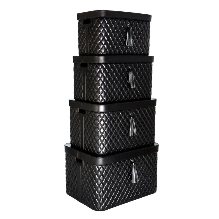 Storage Chest - Set of four