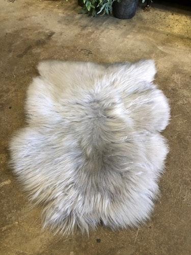 Isländskt fårskinn