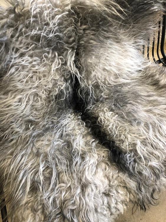 Kopia Isländskt fårskinn
