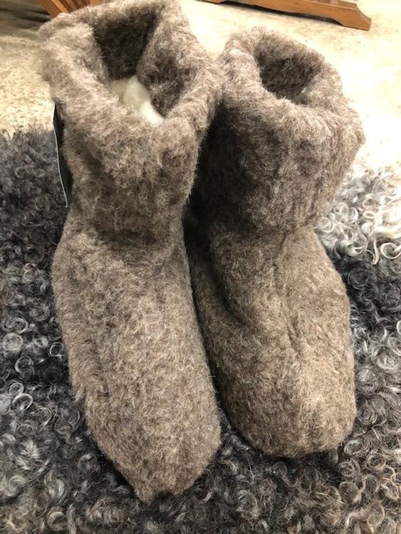ULLTOFFLOR  Ylle Björn-dubbla storlekar