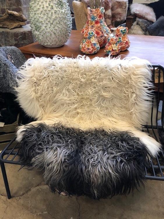 Isländskt fårskinn  36