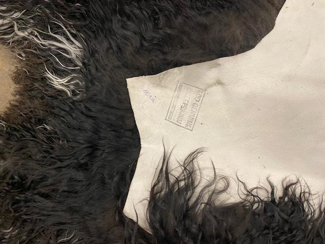 Isländskt  101a-svart