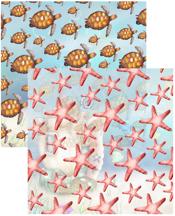 Paper Pad - Dreamy Vol 3, 24 stycken designpapper